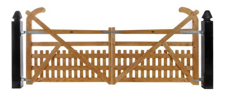 Down Ranch Gates