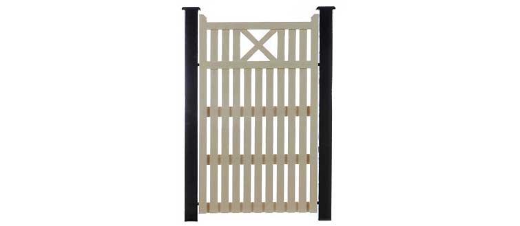 X Side Gate